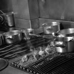 cuisine noir et blanc 2