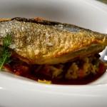 poisson assiette