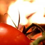 tomate et cheminée